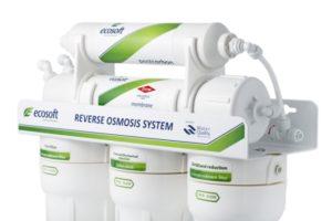 Пятиступенчатая система очистки воды серии Ecosoft MO 5-50