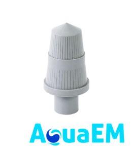 """Нижняя щелевидная фильера (дистрибьютор) для трубки 1,05"""" и горловины 2,5"""""""