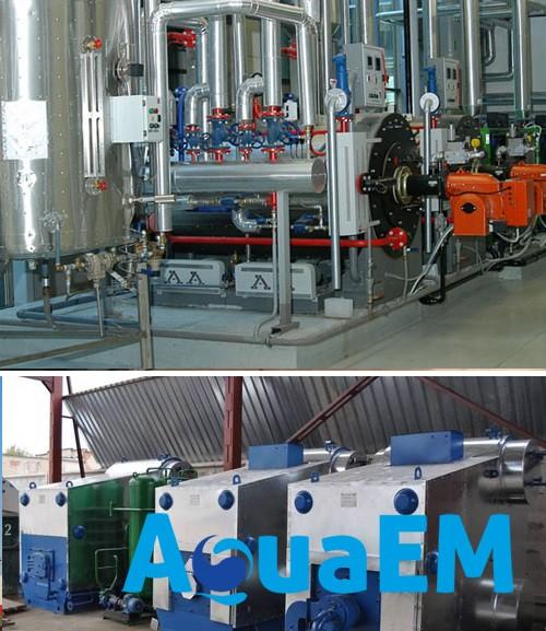 Водоподготовка и очистка воды для промышленных предприятий