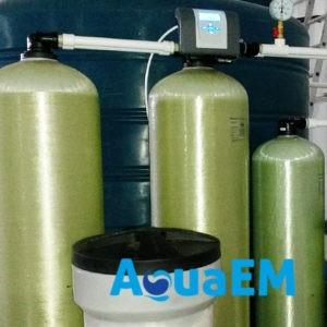 Фильтры для очистки воды от железа, марганца и сероводорода серии (реагентные)