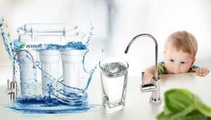 Водоподготовка воды в быту, очистка воды