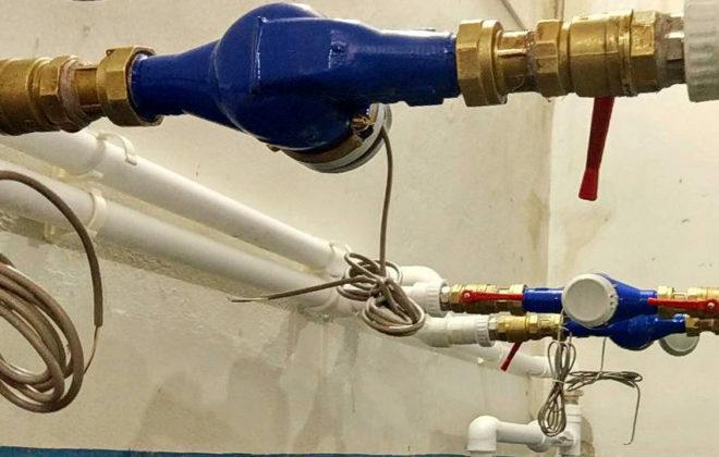 Контроль водоподготовки для ХВО Лабинск
