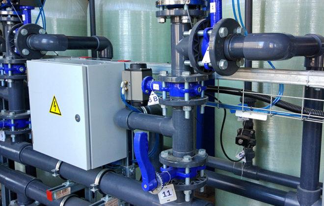 Модернизация водоподготовки воды для котельной в Новороссийске